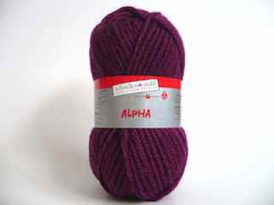 ALPHA - Farbe: weiss