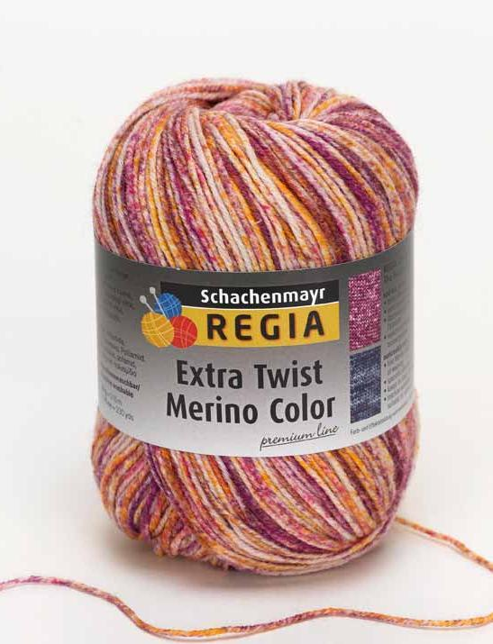 Extra Twist Merino Color