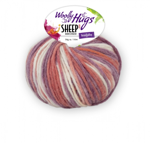 Woolly Hugs Sheep COLOR Farbe 82