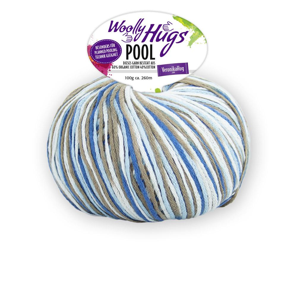 Woolly Hugs Pool - Farbe: 84