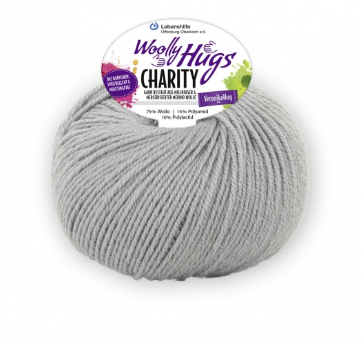 Woolly Hugs Charity - Farbe: 90 stein